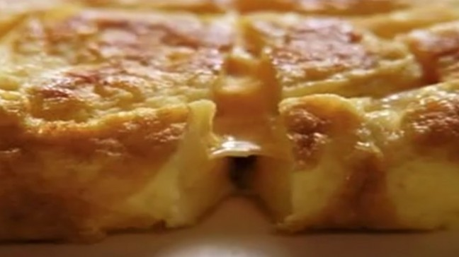 Cheese It Omelette