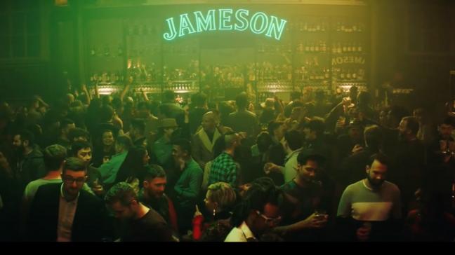 Stink | Jameson Bartender Gathering